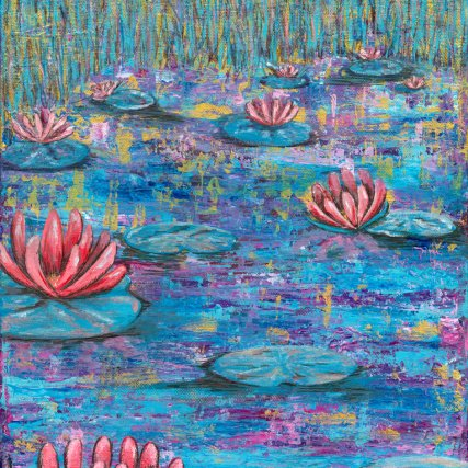 Elements – Water Lilies