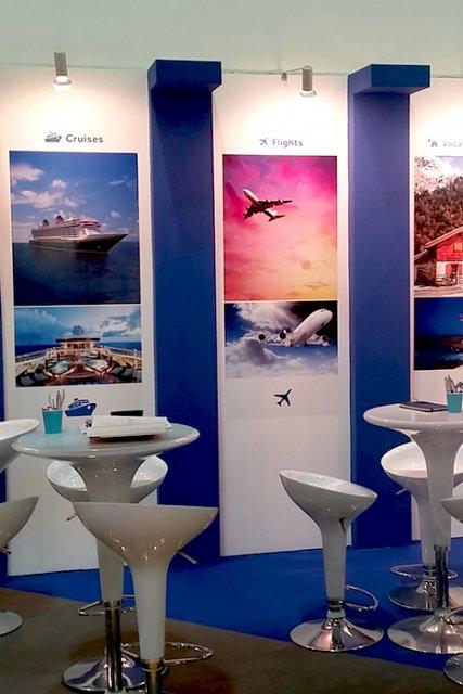 Tradeshow Booth Graphics