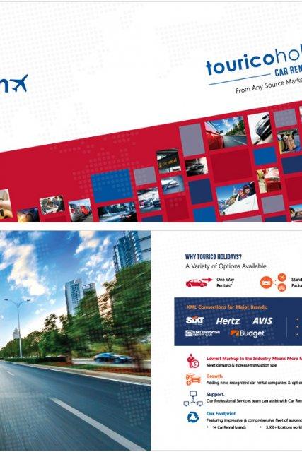 Brochure – Car Rentals