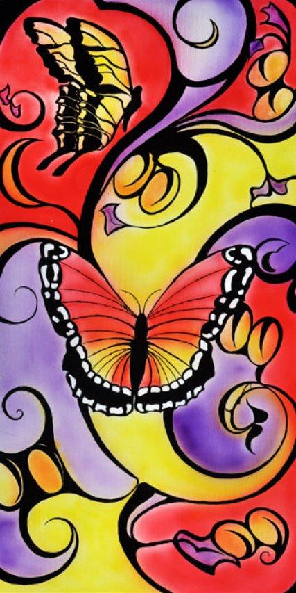Flutter – Chrysalis Series